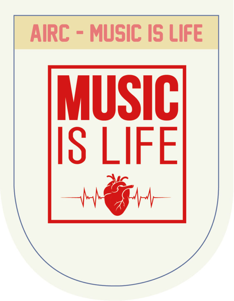 AIRC – MUSIC IS LIFE